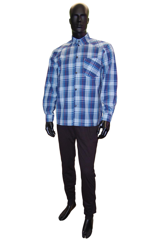 5b532f3c7cf Рубашка Бязевая длинный рукав